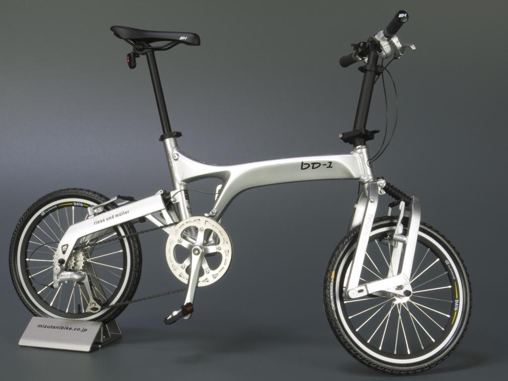 自転車の 自転車のベル 構造 : ミズタニ自転車「R&M BD-1」1/6 ...
